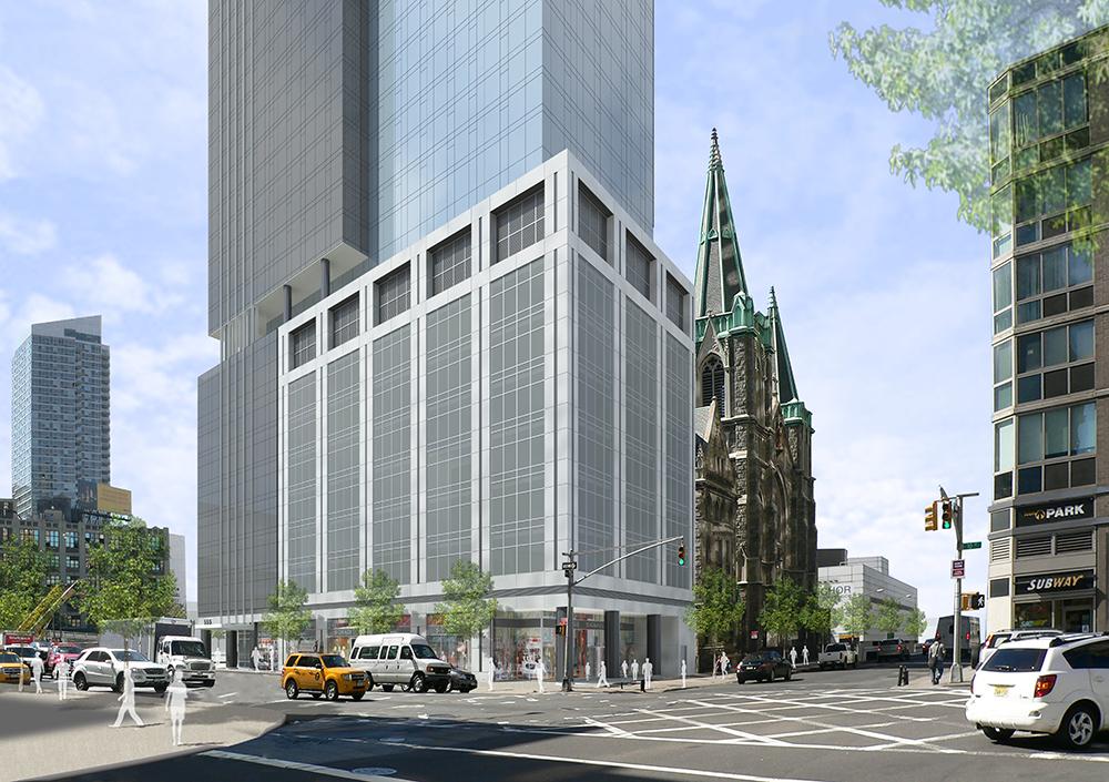 551 Tenth Avenue