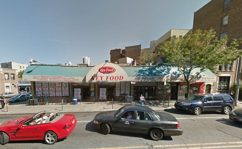 805 Washington Avenue, image via Google Maps