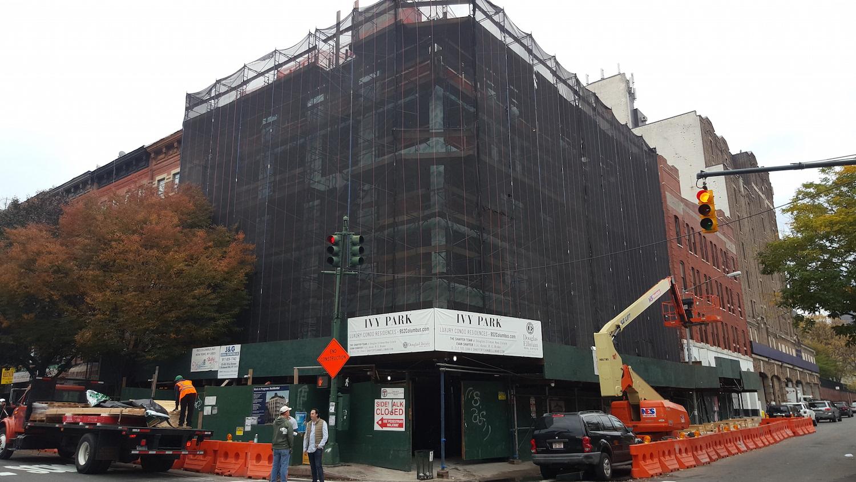 952 Columbus Avenue. photo via Evan Shaffer at Douglas Elliman