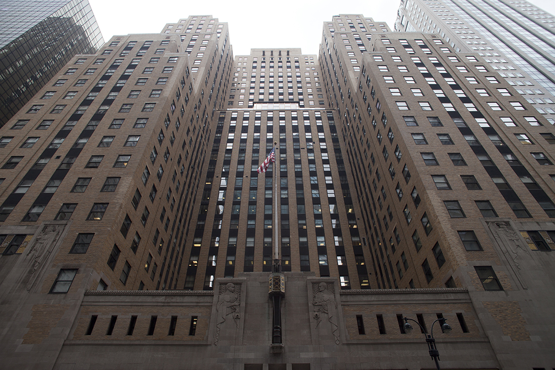 The Graybar Building at 420 Lexington Avenue. LPC photo