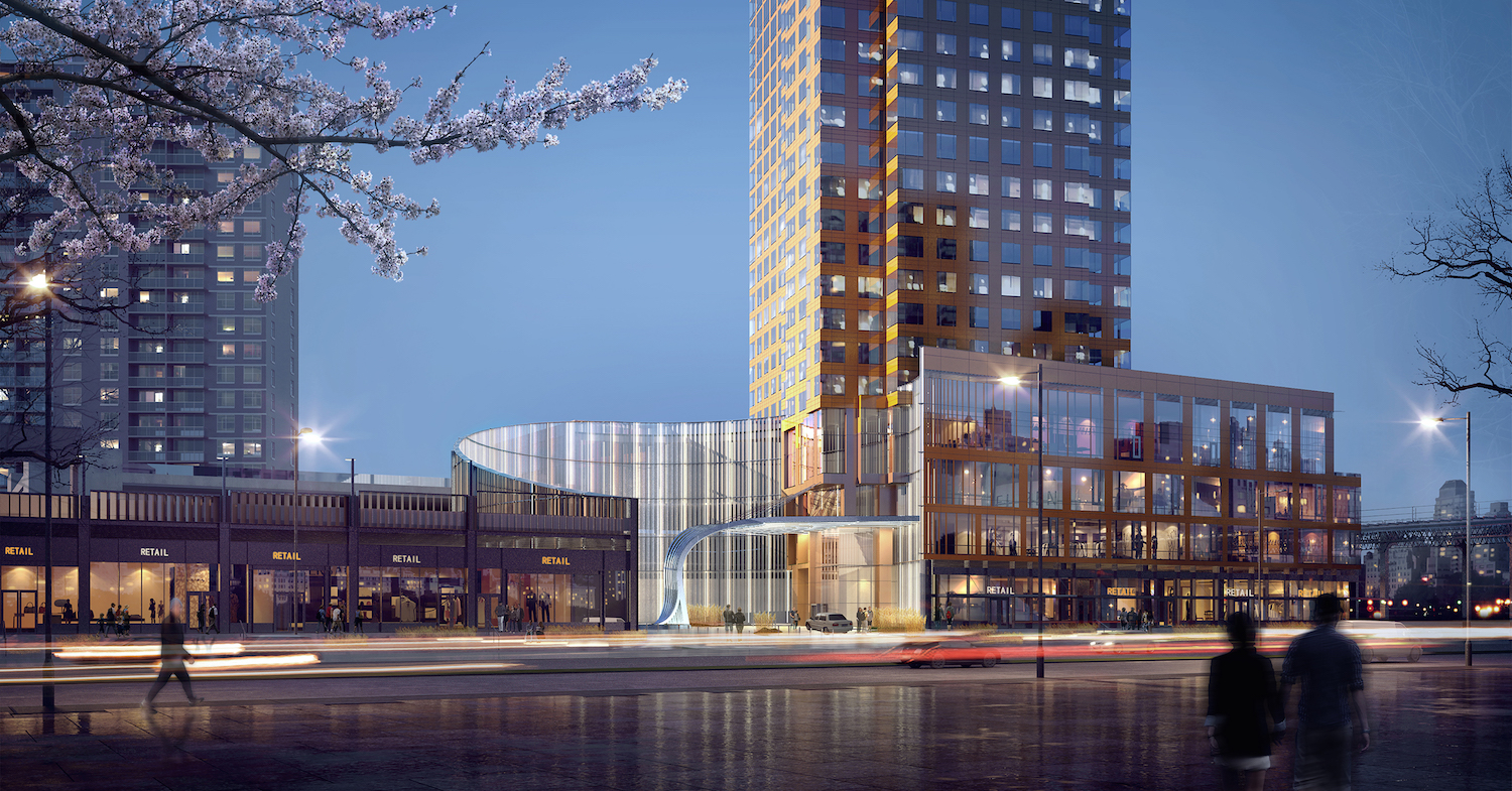 532 Neptune Avenue, rendering by S9 Architecture