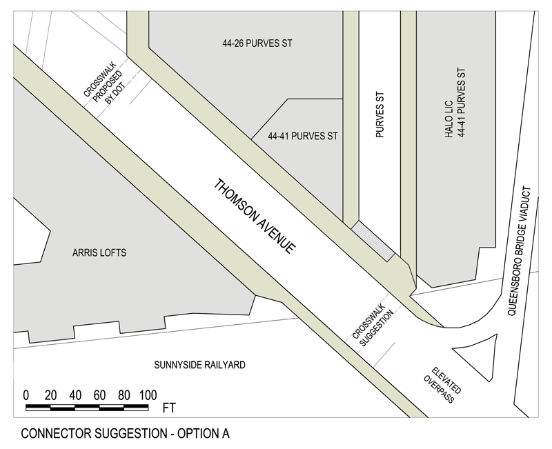 Purves Street Connector - Suggestion Option A-small