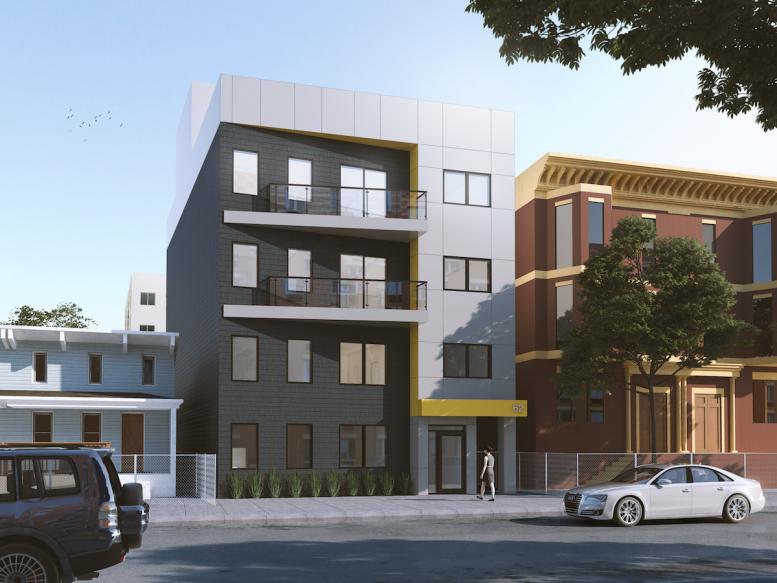62 Martense Street, rendering by IMC Architecture