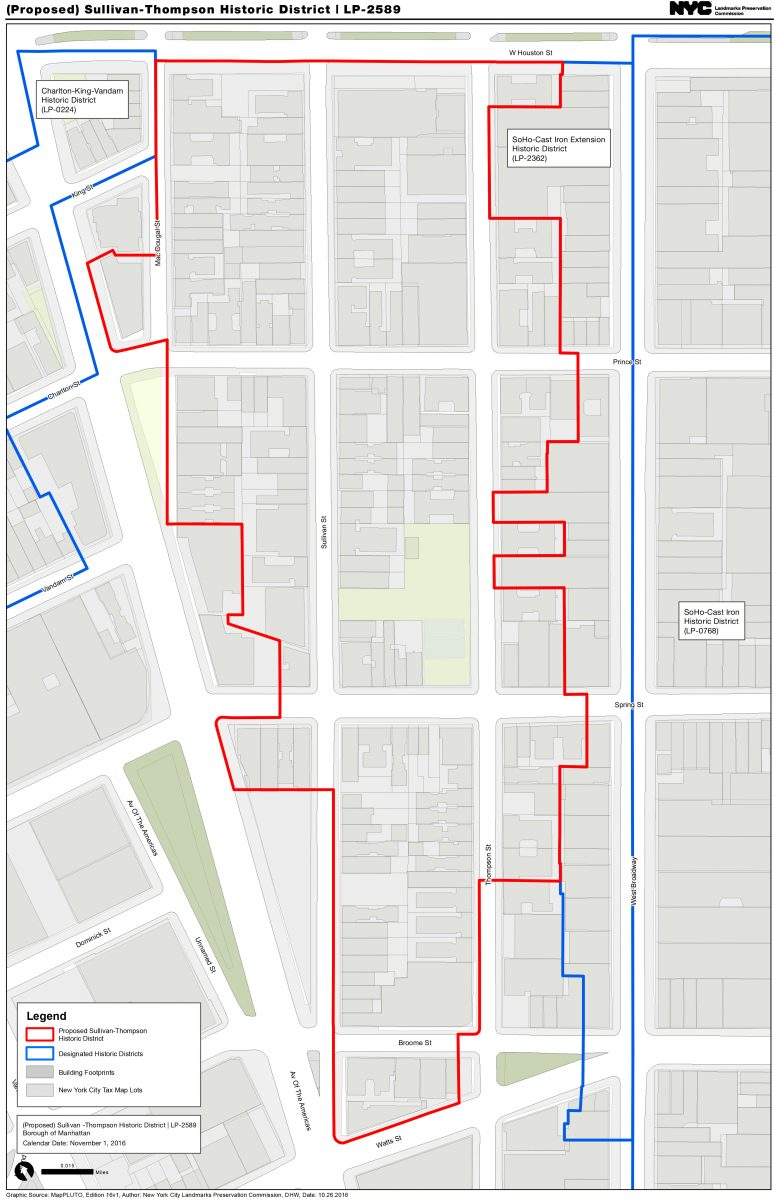 Landmarks Commission Calendars SullivanThompson Historic District