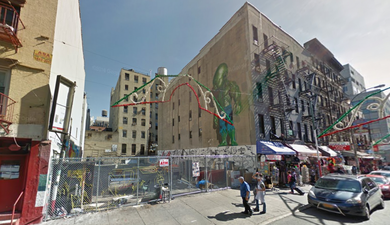 Permits Filed for Seven-Story, Mixed-Use Building at 114 ... on downtown nyc street map, manhattan nyc street map, dumbo nyc street map, alphabet city nyc street map, queens nyc street map, hell's kitchen nyc street map, chinatown nyc street map, upper east side nyc street map, midtown nyc street map, soho nyc street map, east village nyc street map, greenwich village nyc street map, washington heights nyc street map,