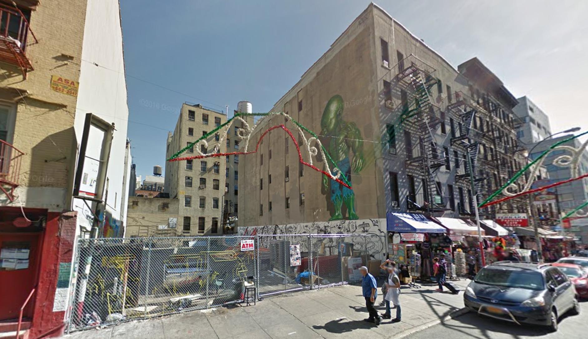 114 Mulberry Street, image via Google Maps