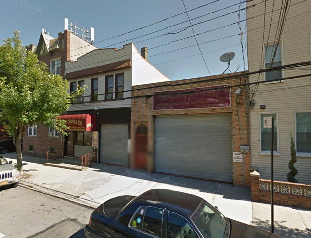 455 Onderdonk Avenue