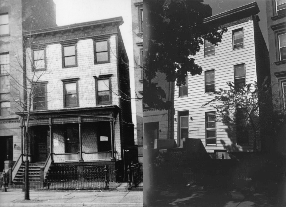 476 Washington Avenue, 1960s and 1981