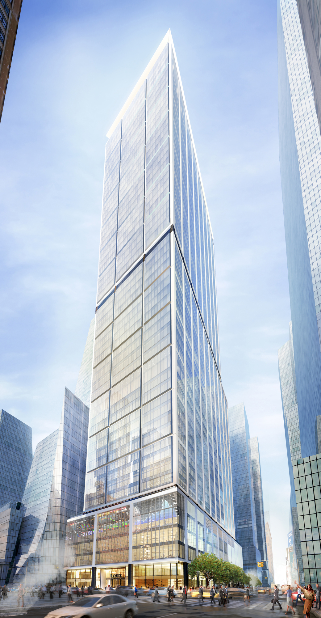 related files plans for 900 000 square foot office building at 50