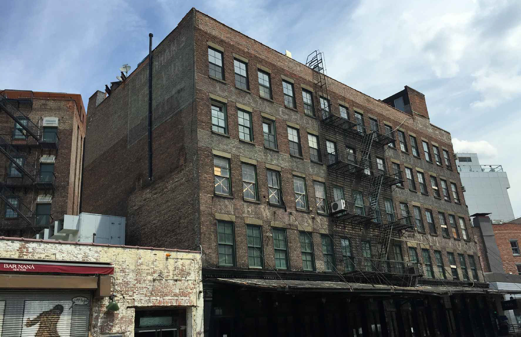 restoration hardware s meatpacking district hotel at 55 gansevoort
