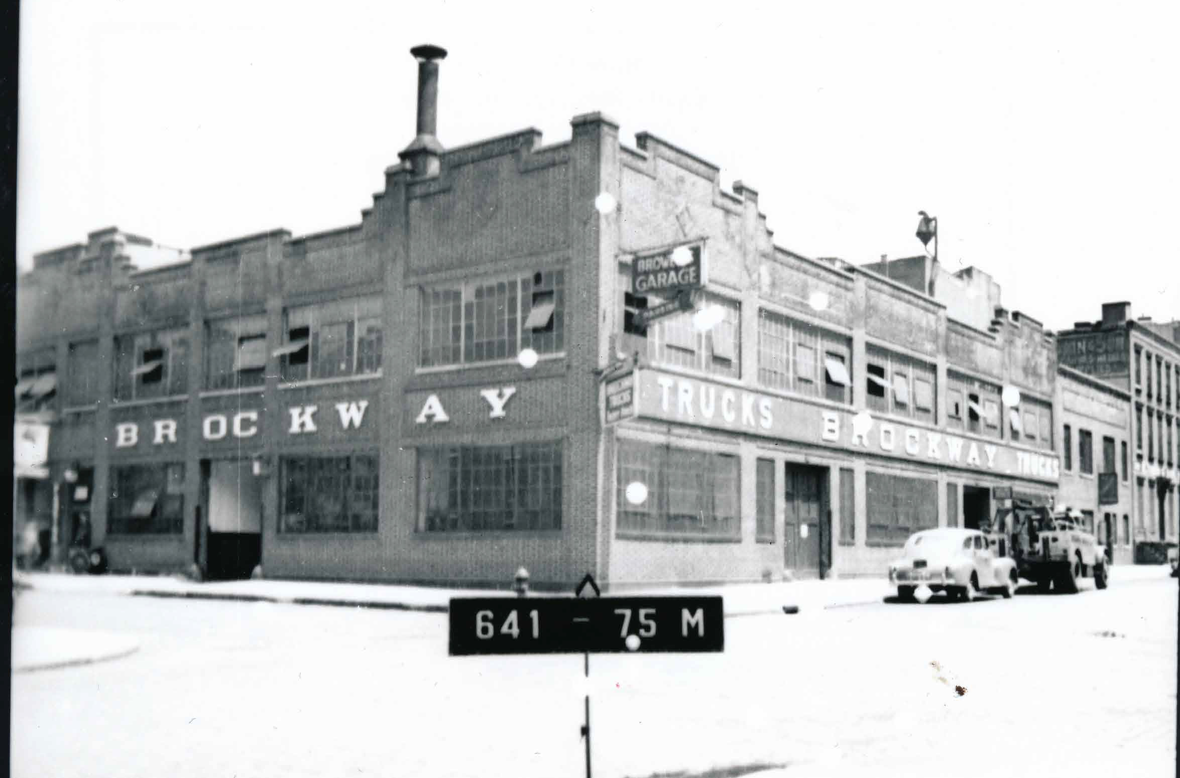 771 Washington Street in 1940