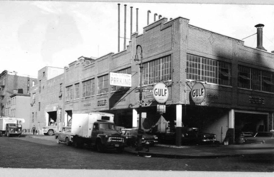 771 Washington Street in 1969
