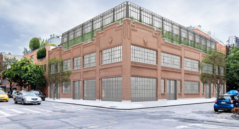 Proposal for 771 Washington Street, by BKSK Architects
