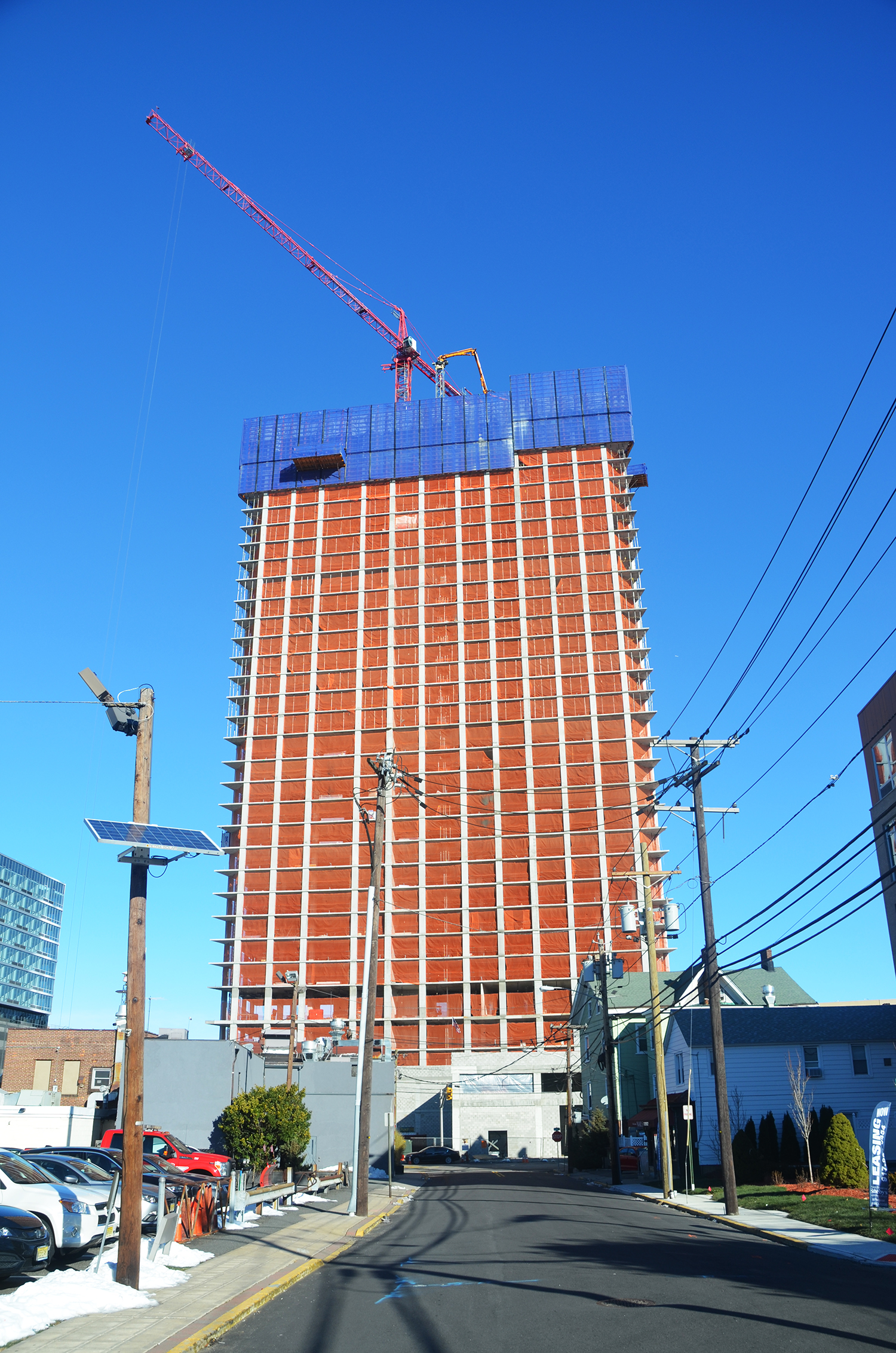 s The Modern II Continues Its Ascent in Fort Lee s Skyline