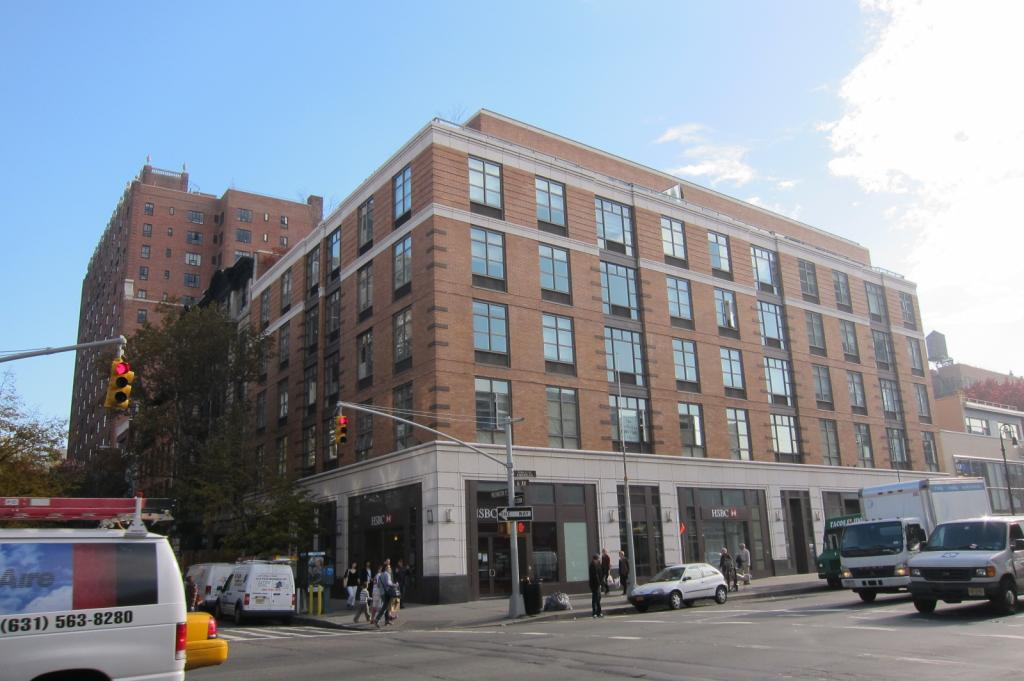 88 Washington Place in November of 2011. Photo by Nicholas Strini/PropertyShark.