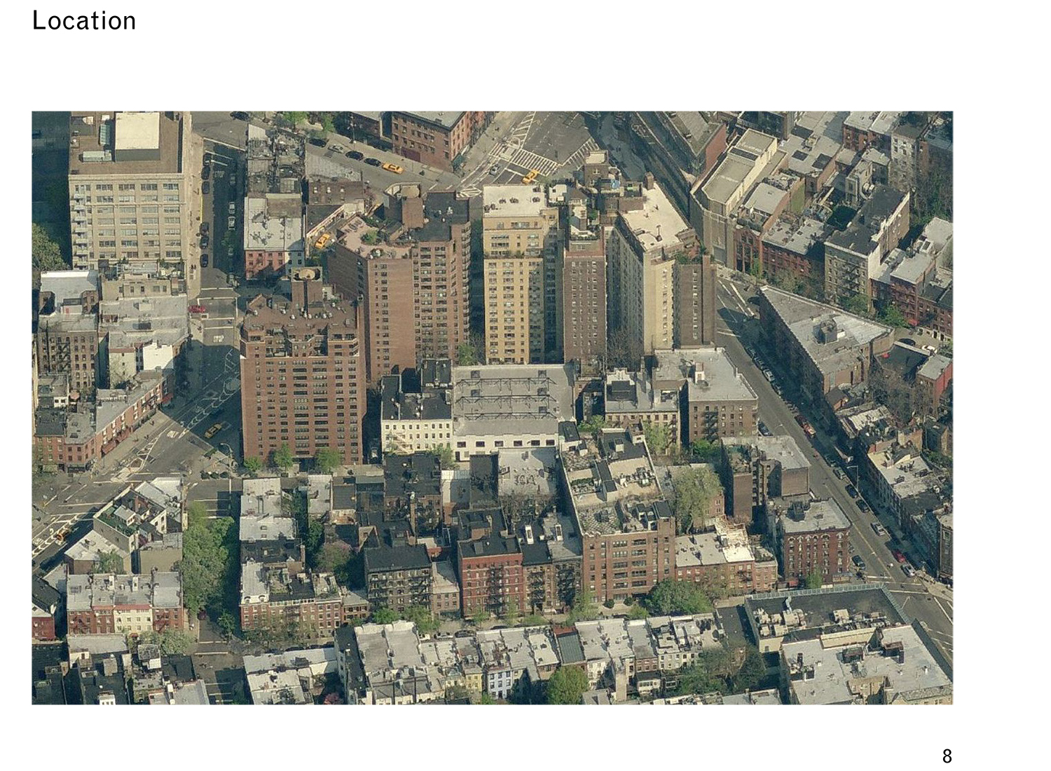 Revised Design for New West Village Residential Building at 1119