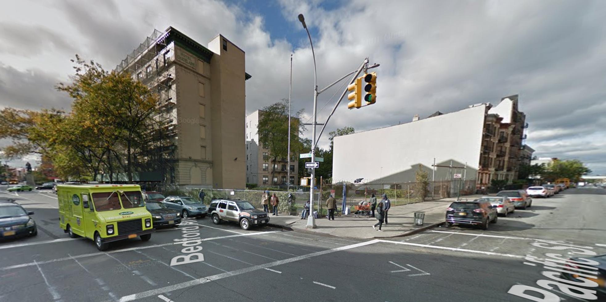 1350 Bedford Avenue, image via Google Maps