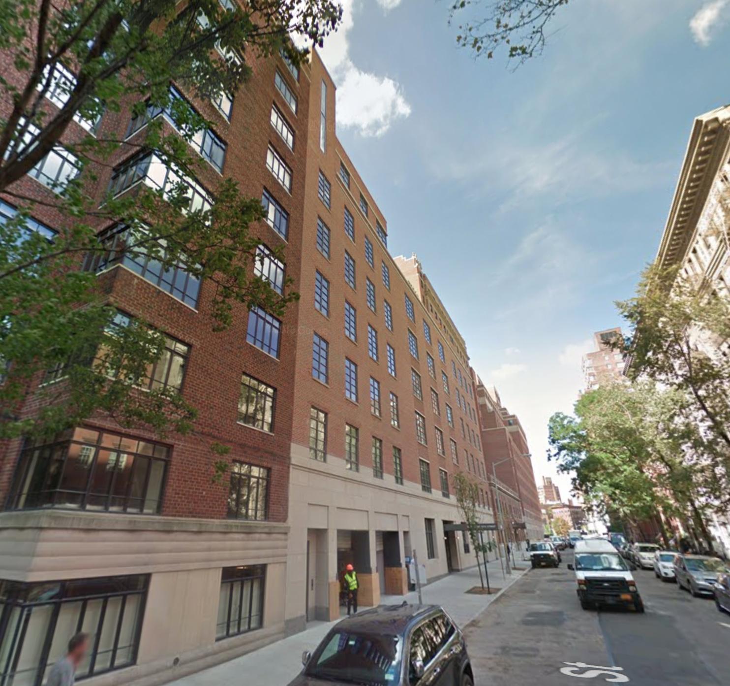 140 West 12th Street, September 2016. Via Google Maps