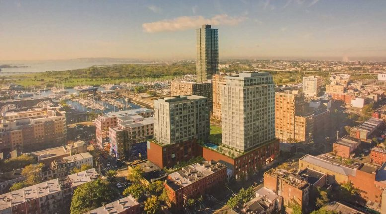 Revealed Two Towered 300 Unit Mixed Use Project Proposed