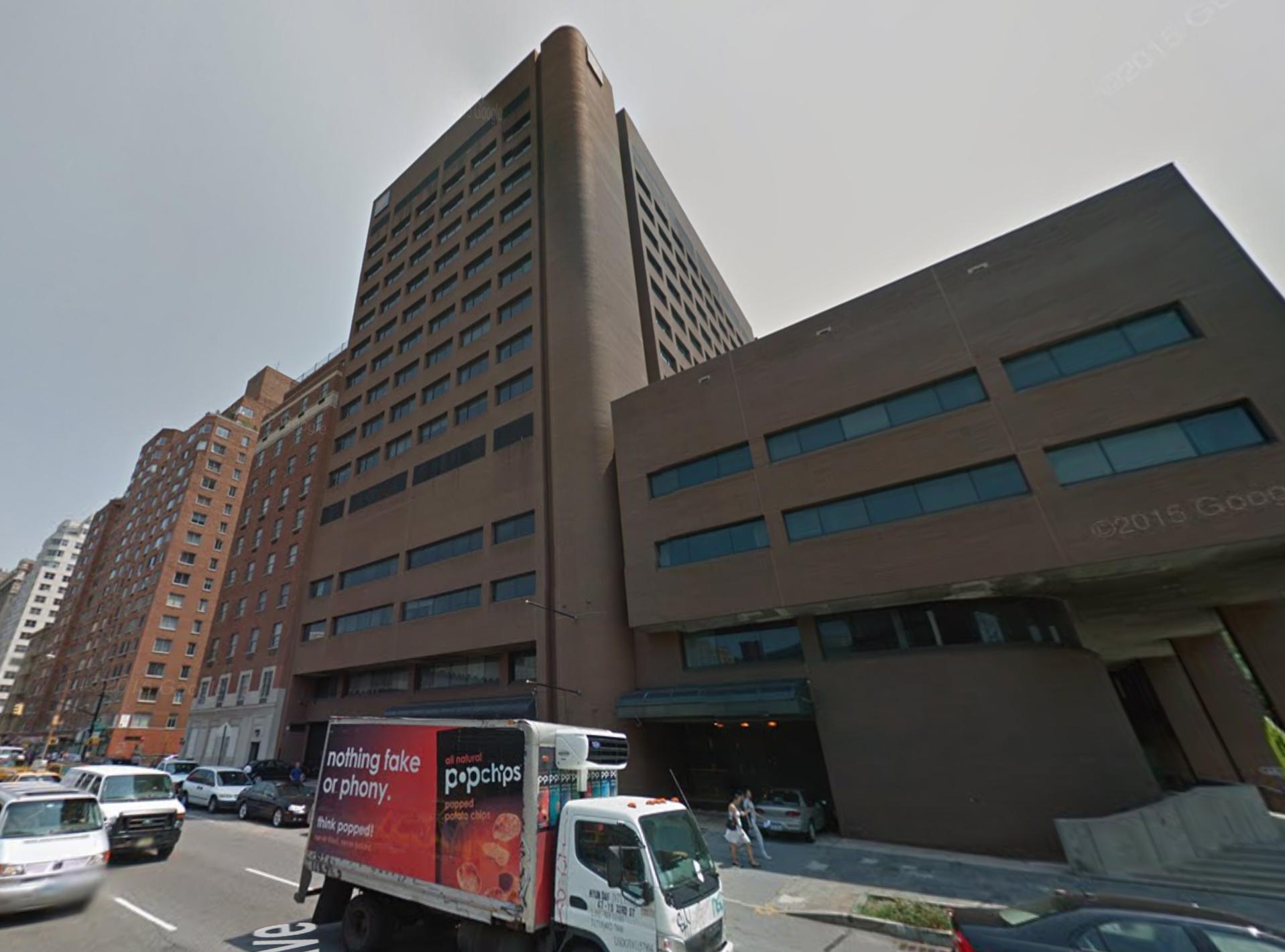 1 Seventh Avenue in July of 2011. Via Google Maps.