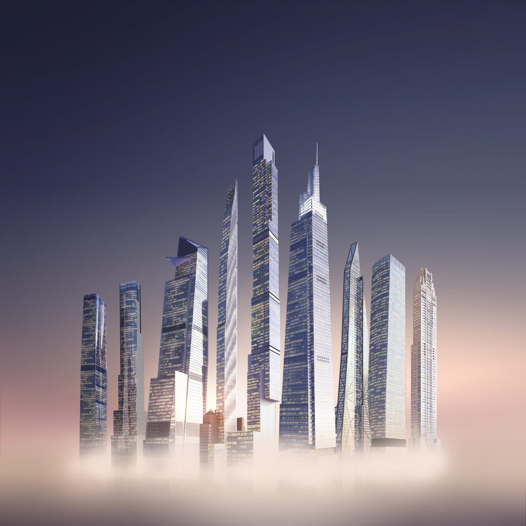 2017 Skyscrapers