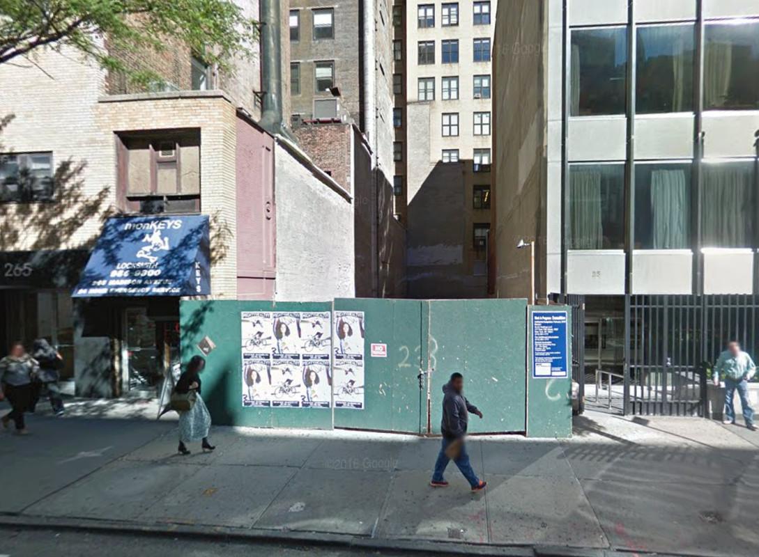23 East 39th Street