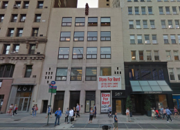 265-267 Broadway. image via Google Maps