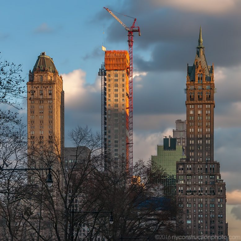 220 Central Park South Apartment: Robert A.M. Stern's 54-Story 520 Park Avenue Takes Its