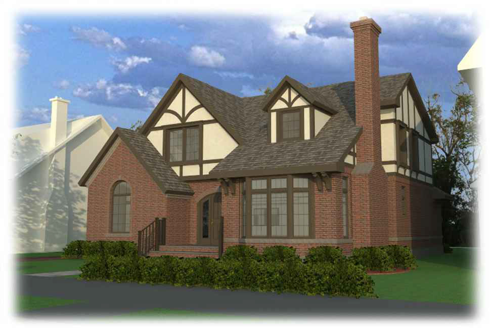 Proposal for 300 Kenmore Road, formerly known as 320 Kenmore, front view