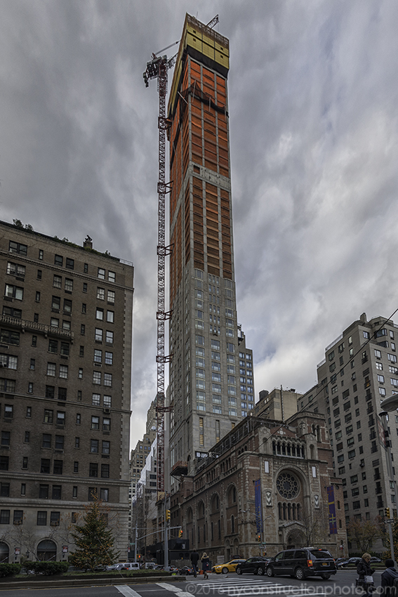 520 Park Avenue. Photo by ILNY via YIMBY Forums