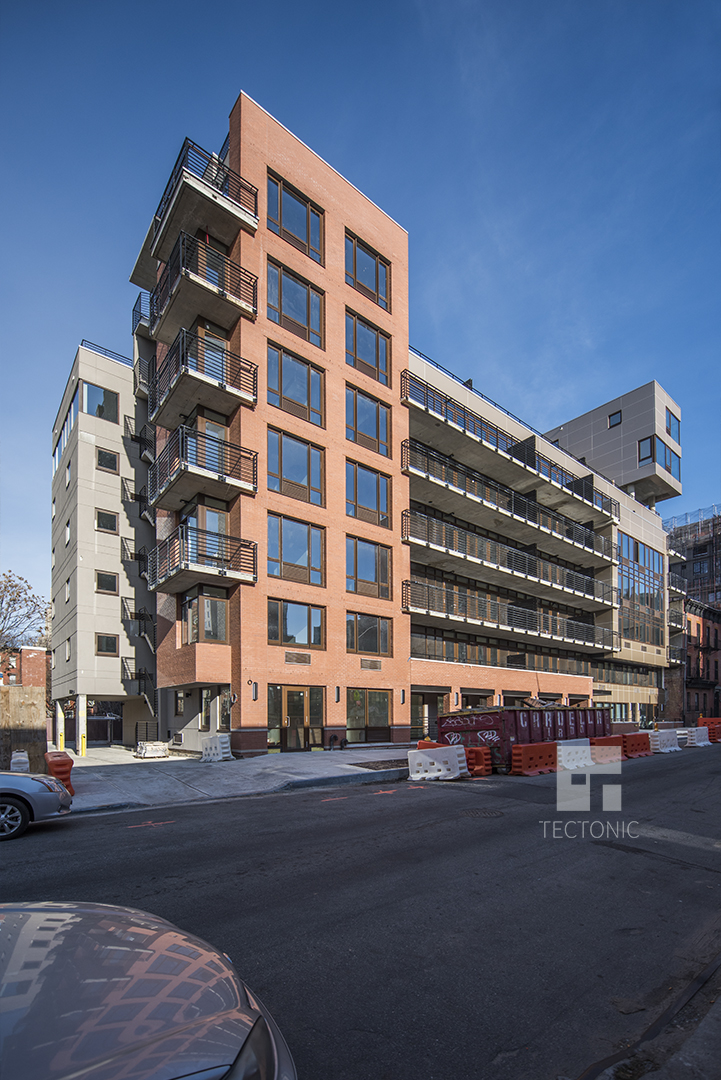 595 Baltic Street. Photo by Tectonic for YIMBY