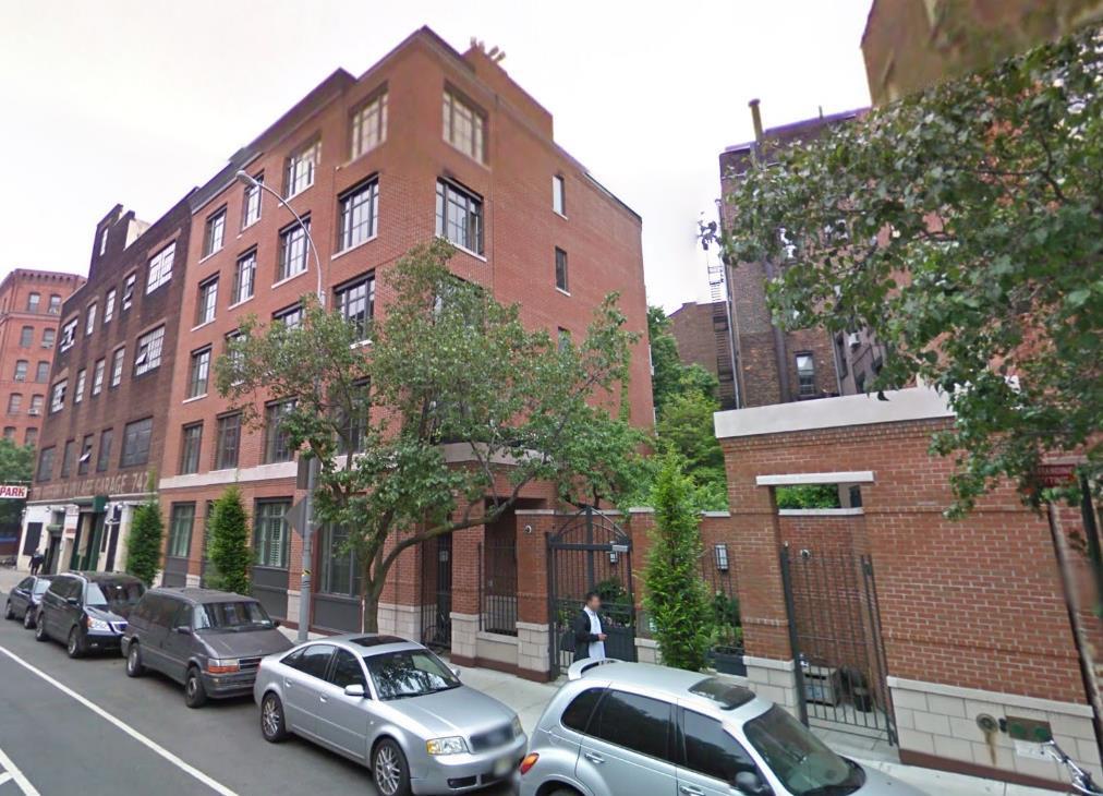 744 Greenwich Street. Via GVSHP.