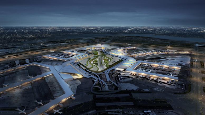 New York's JFK airport to receive $10 billion revamp