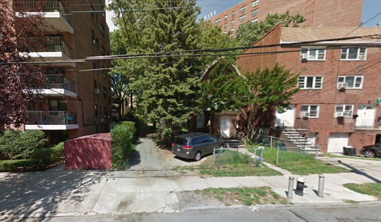 3641 Johnson Avenue, image via Google Maps