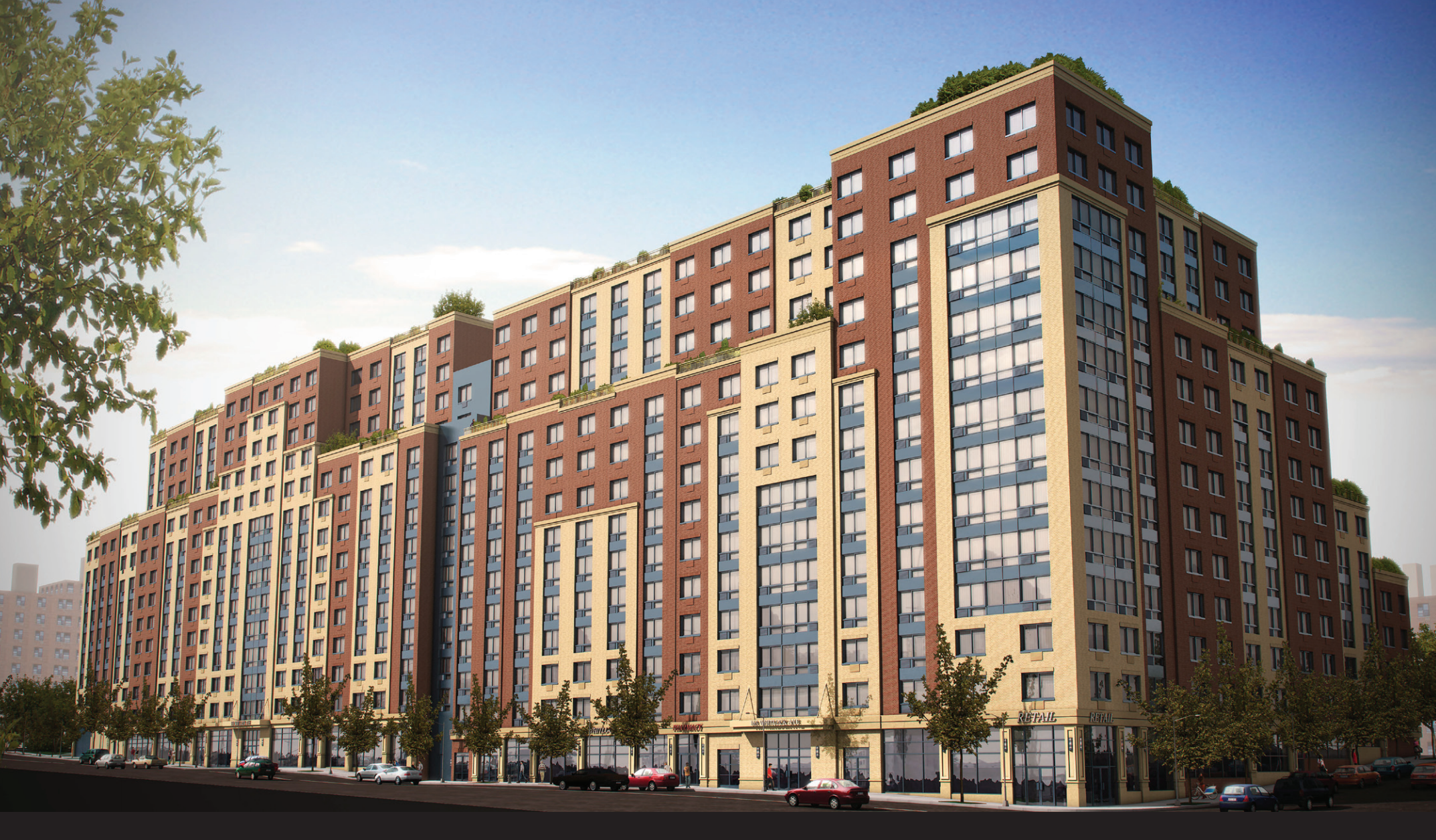 Revealed: 1125 Whitlock Avenue, 474-Unit South Bronx Affordable Housing  Project - New York YIMBY