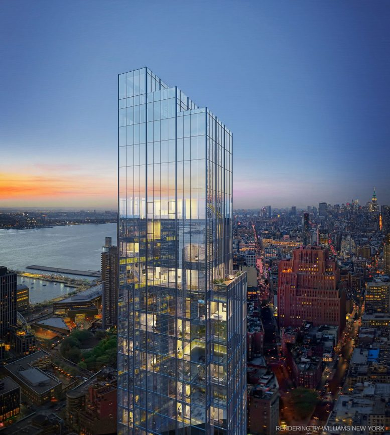 45-Park-Place-e1526963639873-777x867 Sharif El-Gamal's 45 Park Place Begins Rise Into Lower Manhattan Skyline