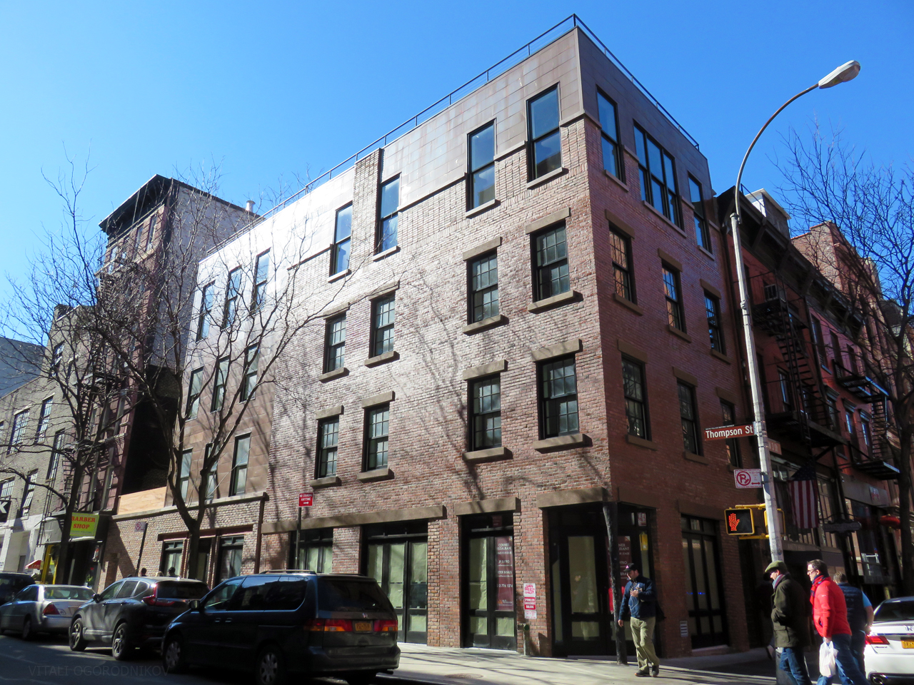 Townhouse Expansion Complete at 78 West 3rd Street in