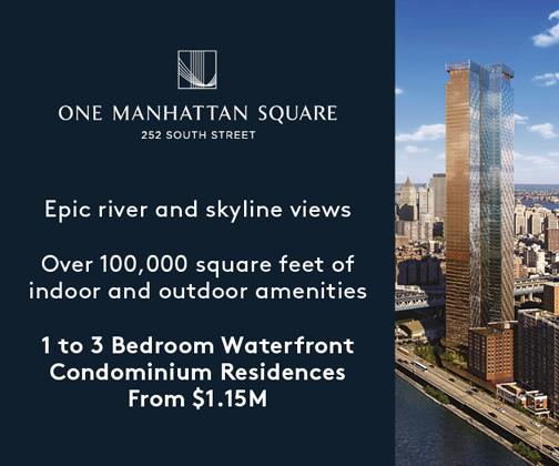 One Manhattan Square