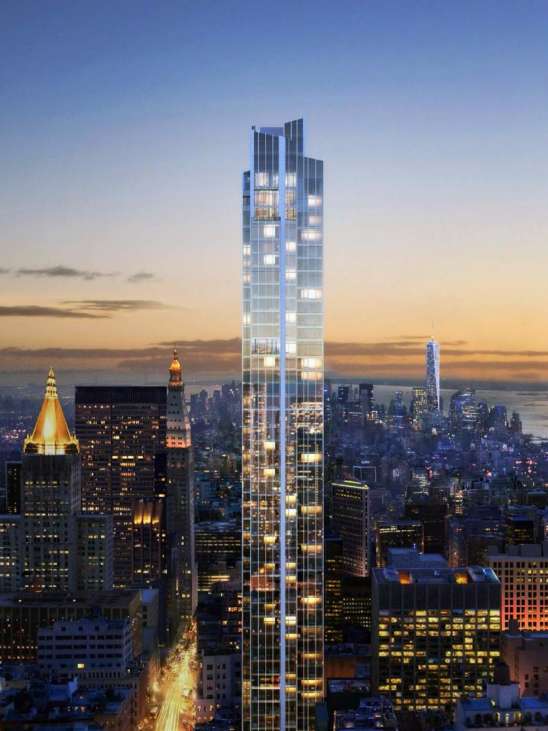Final Demo Permits Filed for 51-Story 126 Madison Avenue, Midtown South