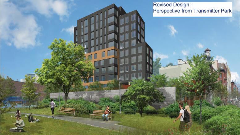 13 Greenpoint Avenue, new design