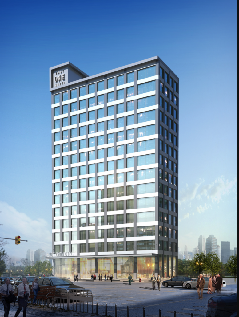 New Hotel Coming To Long Island City 38 65 11th Street