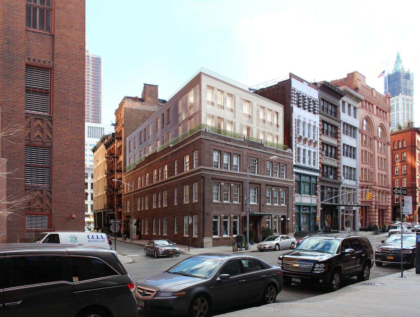 50 Hudson Street