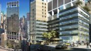 1185 Broadway, rendering via Rafael Vinoly