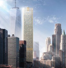 130 William Street Rendering