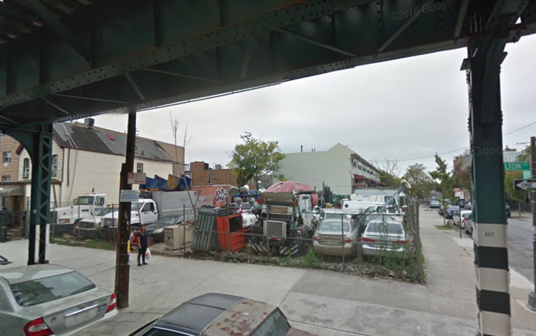 Permits Filed For 2718 Fulton Street Hotel Coming To Cypress Hills Brooklyn