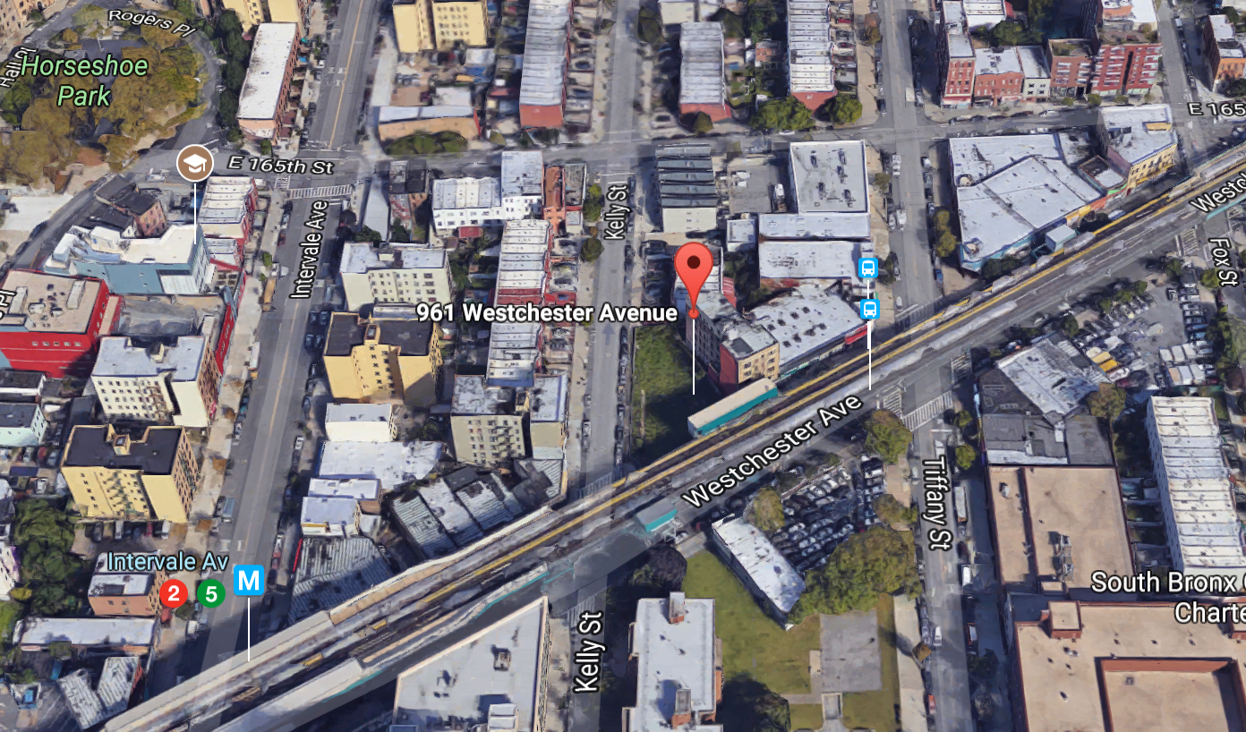 961 Westchester Avenue
