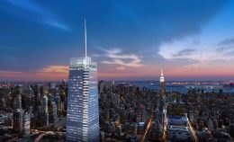 3 Hudson Boulevard Empire State Building