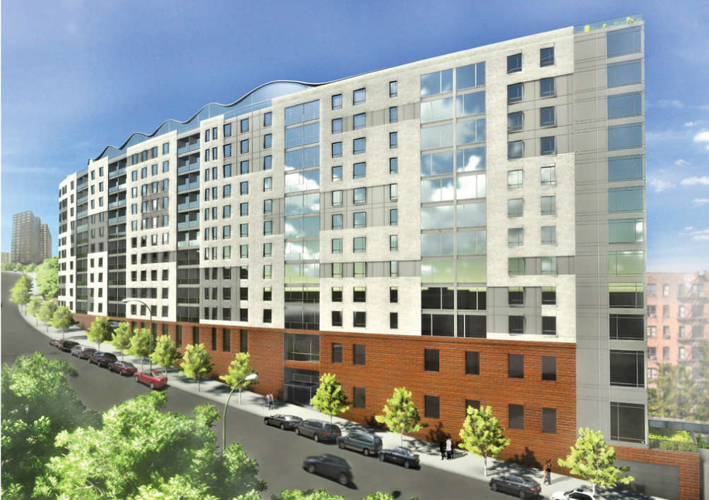 Permits Up, Renderings Revealed for 1769 Fort George Hill ...