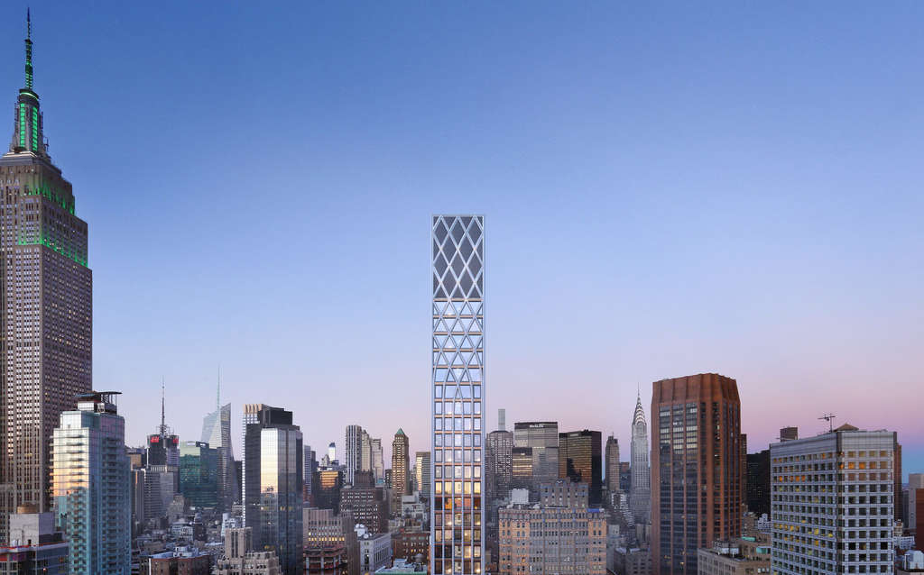 Construction Reaches Halfway Point for 30 East 31st Street, Midtown