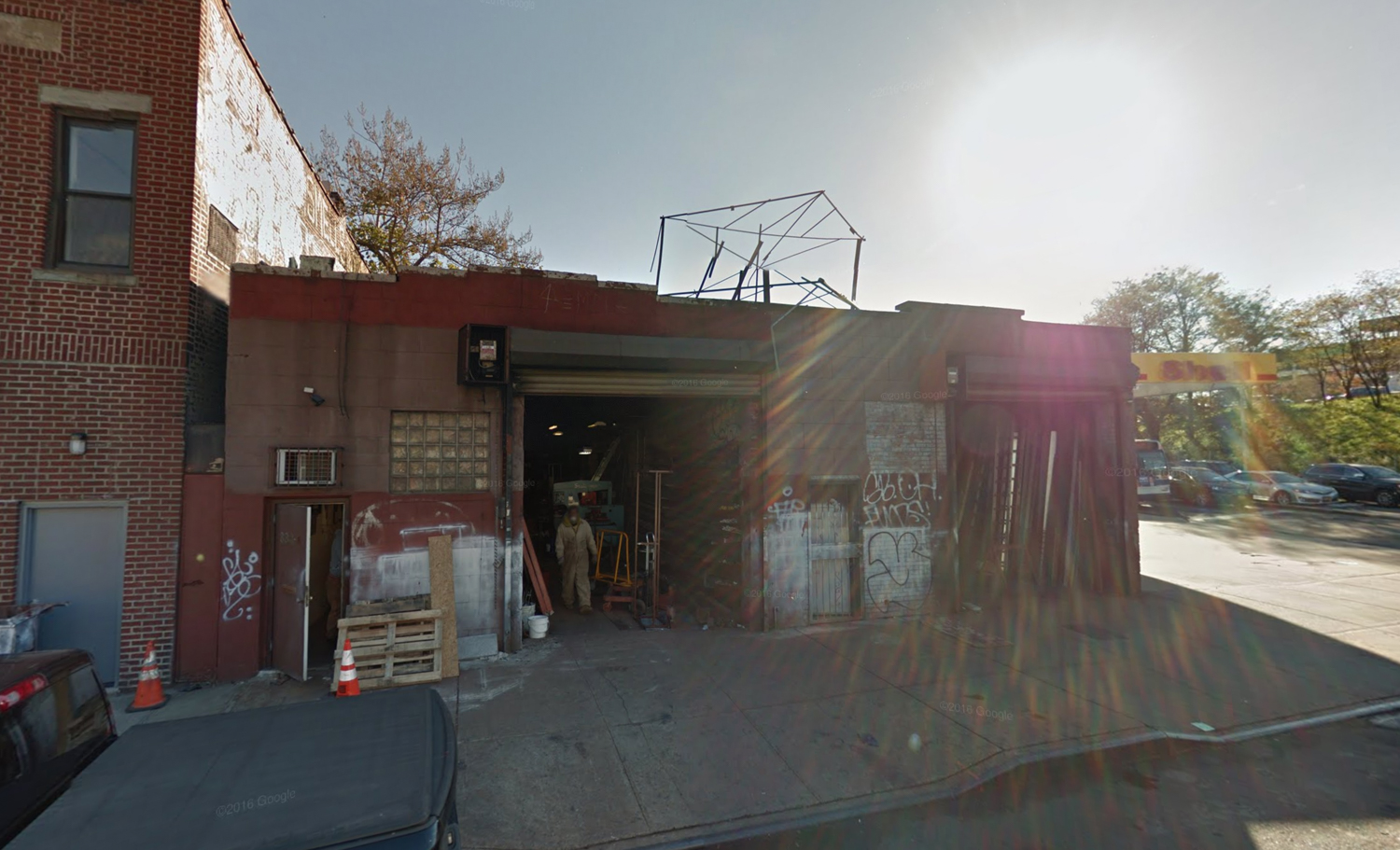 Permits Filed For 334 Flushing Avenue Williamsburg
